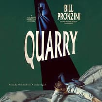Quarry by Bill Pronzini audiobook