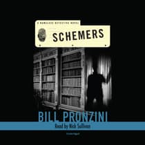 Schemers by Bill Pronzini audiobook