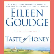 Taste of Honey by Eileen Goudge audiobook