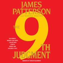 The 9th Judgment by James Patterson audiobook
