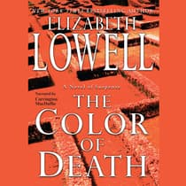 The Color of Death by Elizabeth Lowell audiobook