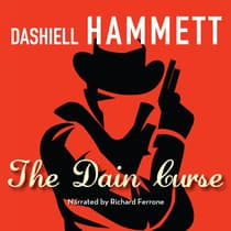 The Dain Curse by Dashiell Hammett audiobook