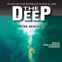 The Deep by Peter Benchley audiobook