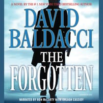 The Forgotten by David Baldacci audiobook