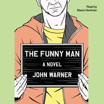 The Funny Man by John Warner audiobook