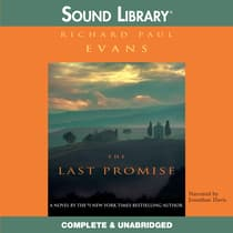The Last Promise by Richard Paul Evans audiobook