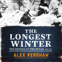 The Longest Winter by Alex Kershaw audiobook
