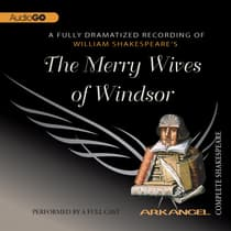 The Merry Wives of Windsor by William Shakespeare audiobook