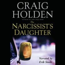 The Narcissist's Daughter by Craig Holden audiobook