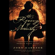 The Revenge of Moriarty by John Gardner audiobook