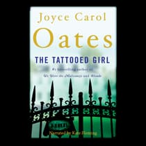 The Tattooed Girl by Joyce Carol Oates audiobook