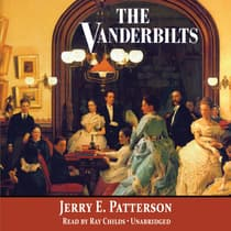 The Vanderbilts by Jerry E. Patterson audiobook