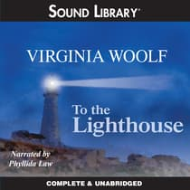 To the Lighthouse by Virginia Woolf audiobook