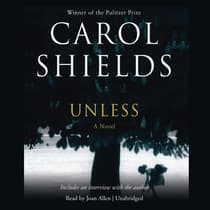 Unless by Carol Shields audiobook