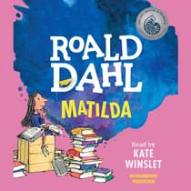 Matilda by Roald Dahl audiobook