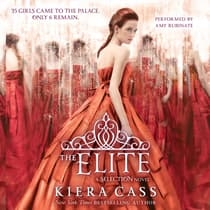 The Elite by Kiera Cass audiobook