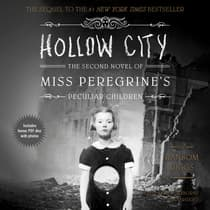 Hollow City by Ransom Riggs audiobook