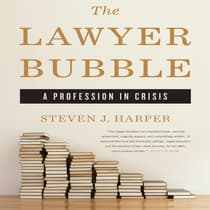 The Lawyer Bubble by Steven J. Harper audiobook