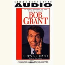Let's Be Heard by Robert Grant audiobook