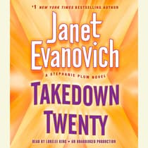Takedown Twenty by Janet Evanovich audiobook