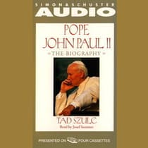 Pope John Paul II by Tad Szulc audiobook