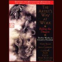The Artist's Way at Work by Mark Bryan audiobook