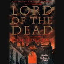 Lord of the Dead by Tom Holland audiobook
