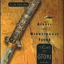 Across the Nightingale Floor by Lian Hearn audiobook