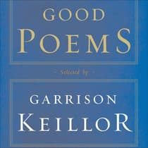 Good Poems by Various  audiobook