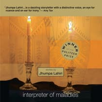 Interpreter of Maladies by Jhumpa Lahiri audiobook