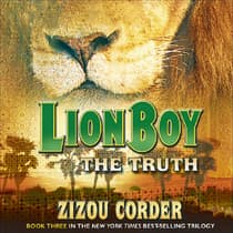 Lionboy: The Truth by Zizou Corder audiobook
