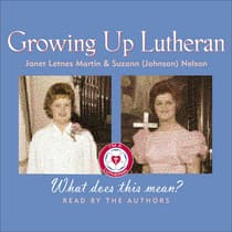 Growing Up Lutheran by Janet Letnes Martin audiobook