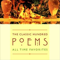The Classic Hundred Poems by various authors audiobook
