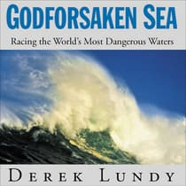 Godforsaken Sea by Derek Lundy audiobook