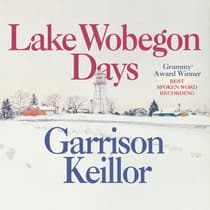 Lake Wobegon Days by Garrison Keillor audiobook
