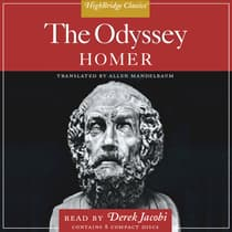 The Odyssey by Homer audiobook