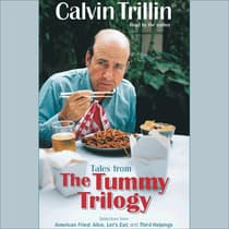 Tales from the Tummy Trilogy by Calvin Trillin audiobook