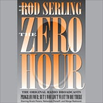 Zero Hour 4 by Rod Serling audiobook