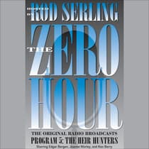 Zero Hour 5 by Rod Serling audiobook