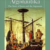 Argonautika by Apollonius Rhodios audiobook