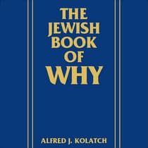 The Jewish Book of Why by Alfred J. Kolatch audiobook