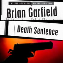 Death Sentence by Brian Garfield audiobook