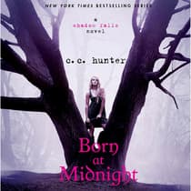 Born at Midnight by C. C. Hunter audiobook