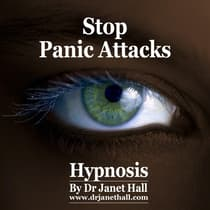 Stop Panic Attacks by Janet Hall audiobook