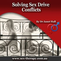 Solving Sex Drive Conflicts by Janet Hall audiobook