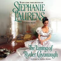 The Taming of Ryder Cavanaugh by Stephanie Laurens audiobook