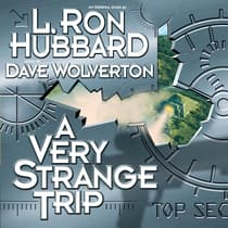 A Very Strange Trip by L. Ron Hubbard audiobook