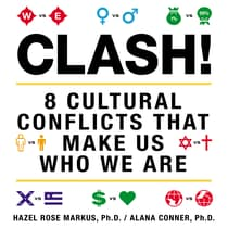 Clash! by Hazel Rose Markus audiobook