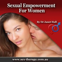 Sexual Empowerment for Women by Janet Hall audiobook