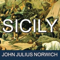 Sicily by John Julius Norwich audiobook